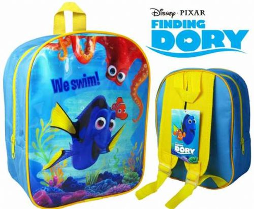Official Disney Finding Dory Character Ex-Large School Backpack
